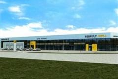 Автосалон Renault, Киев1